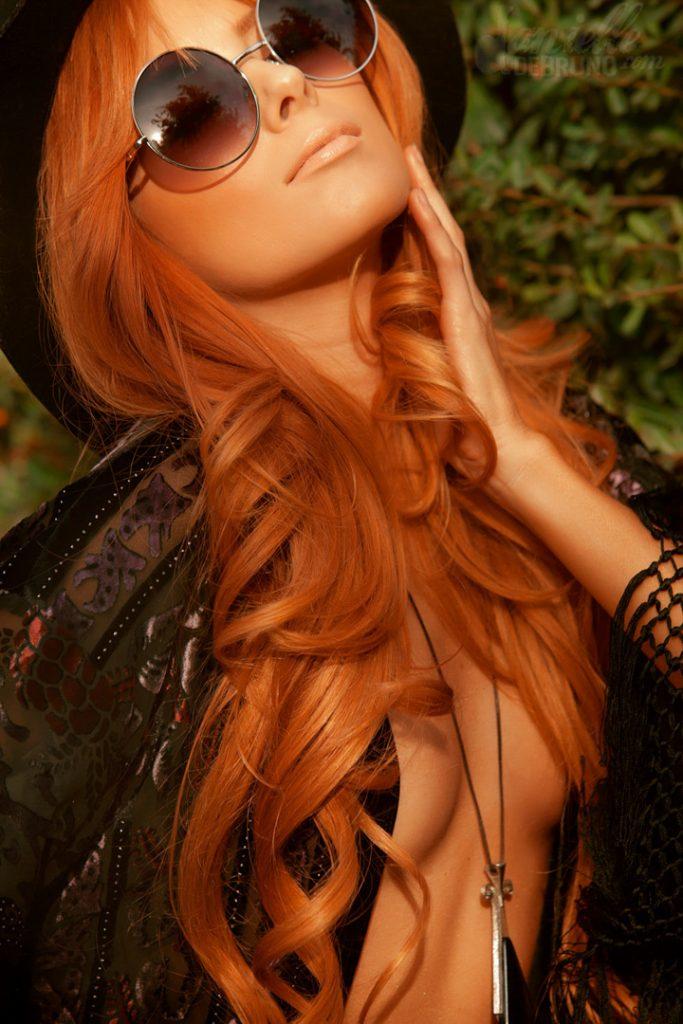 Photography by Danielle DeBruno Candace Campbell 2014 Calendar Pin up Hair Stylist Eden Eve Makeup Artist Kim Katunis